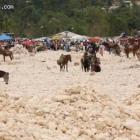 Market day in Fond Verrettes, Haiti