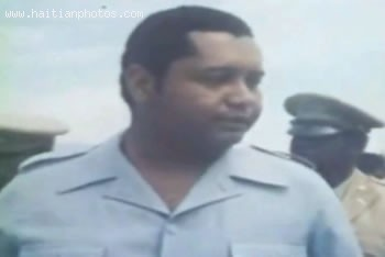 Young Jean-Claude Duvalier, Former President For Life