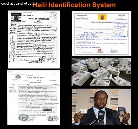 Haitian Identification System