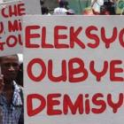 Election oubien Denisyon, Martelly Stonewalling 2013 Elections