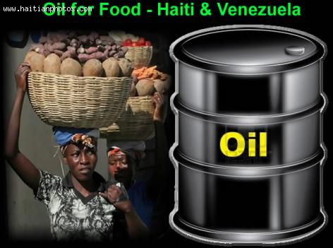 Implementation of the exchange program Oil against food