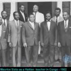 Maurice Alfredo Sixto in Congo