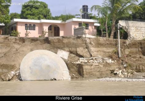 Riviere Grise Overhaul Over Due