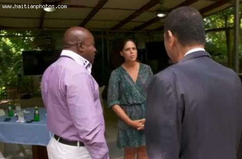 Soledad O'Brien Interview  with Jean-Claude Duvalier for Al Jazeera America