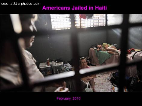 Americans in Haitian Prison for Kidnapping