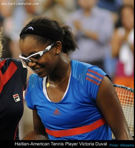 Victoria Duval Wins First Round Match at US Open