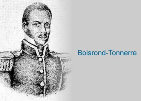 Boisrond-Tonnerre, Author of Independence Act of Haiti