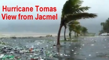 Hurricane Tomas