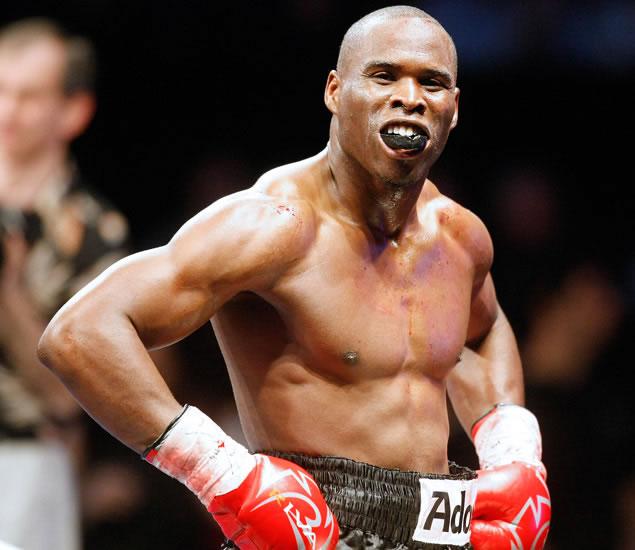 Haitian Boxer Adonis Stevenson