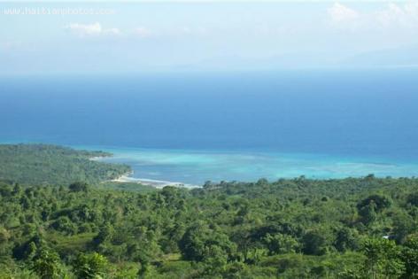 L'Ile de la Tortue - Tortuga Island in Haiti