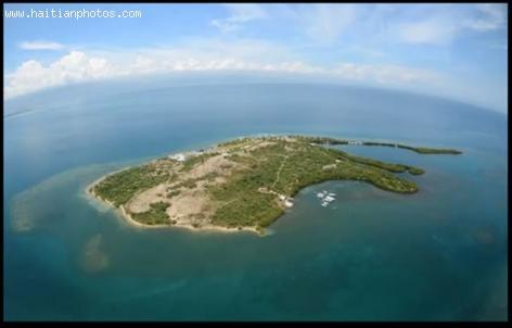 La Gonave, an island in Haiti