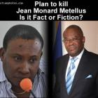 Plot to assassinate Jean Monard Metellus of Radio caraibes