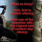 First Independent Nation and Modern Day slavery restavek