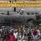 Is Lavalas of Jean Bertrand Aristide destabilizing Martelly Government?