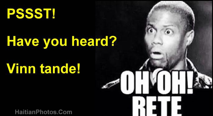 Pssst! Have youm heard? Vinn Tande