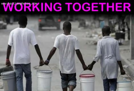 Working Together to make a better Haiti