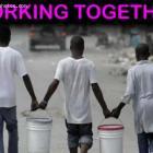 Working Together make better Haiti