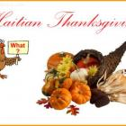 Does Haiti Celebrate Thanksgiving?