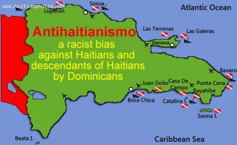 What is Antihaitianismo?