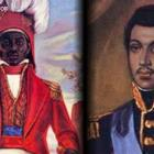 Jean-Jacques Dessalines and Alexandre Petion
