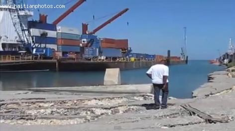Haiti Seaport services ranked last in the region