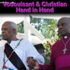 Vodoo Christian Leaders hand hand