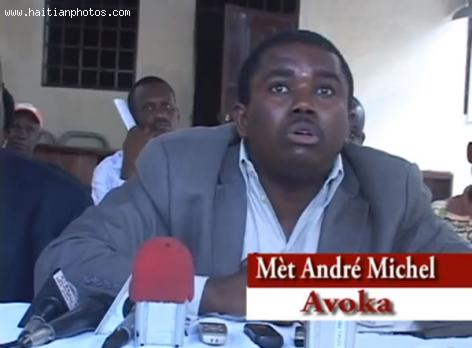 Andre Michel Speaks out