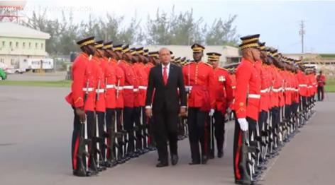 Michel martelly in Jamaica