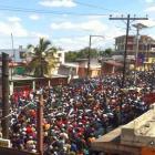 Anti Martelly Protest November 18