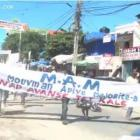 Pro Martelly Supporters on November 18