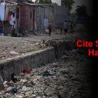 The slum City Cité Soleil