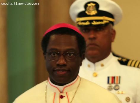 Vatican envoy Jude Thaddeus Okolo to DR