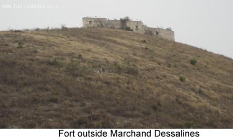 Marchand Dessalines, Haiti