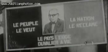 Francois Duvalier Reign