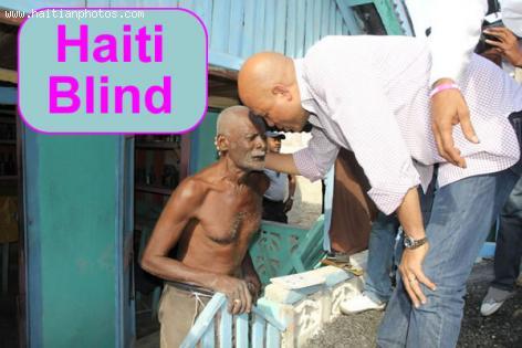 Haiti Blind