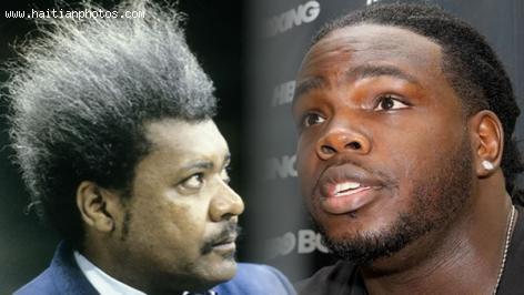 boxer Bermane Stiverne suing Don King