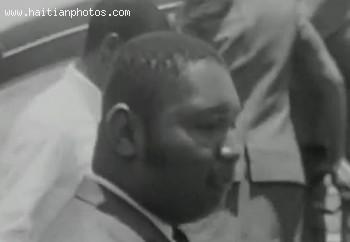 Young Jean-Claude Duvalier