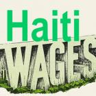 Haiti wages minimum Salary