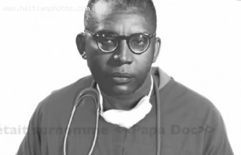 Francois Duvalier The Doctor