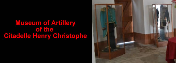 Henry Christophe Citadelle Artillery Museum Ready for Tourist Season