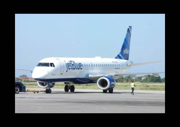Jetblue in Haiti