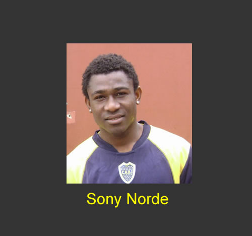 Sony Norde Haiti's Next Big Football Star