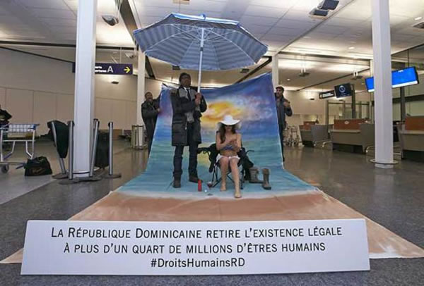 Dominican Republic Controversy Sparks Airport Demonstration