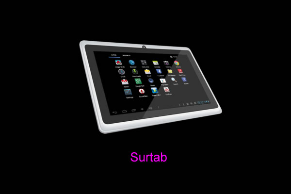 Prime Minister Lamothe Introduces Haiti's First Android Tablet
