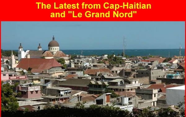 Cap-Haitien, Haiti's Capital, once under French Occupation