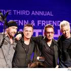 U2 at The J/P Haitian Relief gala