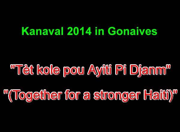 Haiti Kanaval 2014