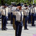 Haitian National Police Academy Graduates Class of 1,058