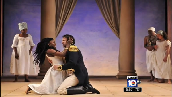 Haitian version of Shakespeare's Antony & Cleopatra