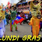 It's Lundi Gras in Haiti - Kanaval in Gonaives